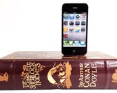 Sherlock Holmes Book Charging Dock for iPhone or Android