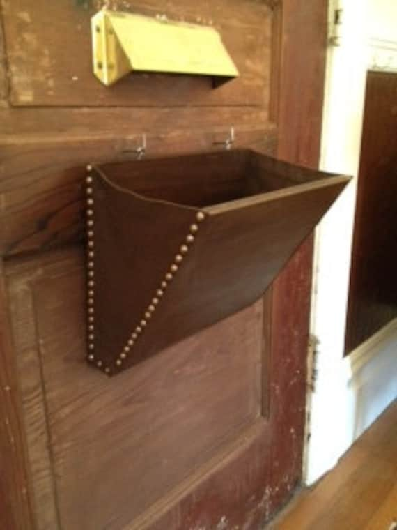 Mail catcher for door