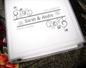Wedding Planning Binder with Customized Eclectic Logo 8