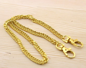 40cm Golden Chain Links purse links bag chain purse chain MLg-40