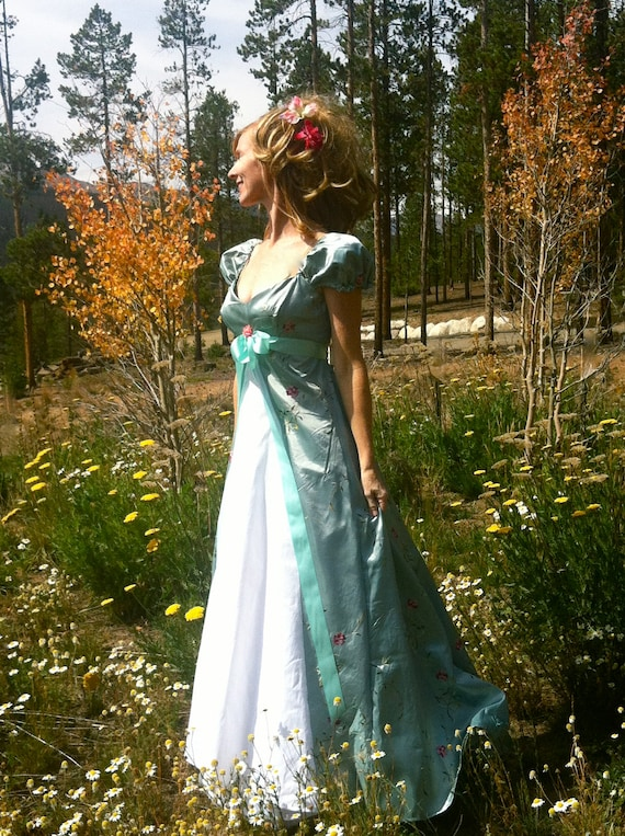 Items Similar To Enchanted Giselle Costume Dress On Etsy