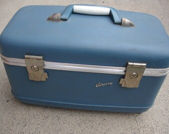 Vintage Airway Retro Train Case- Check out our huge selection of Vintage Train Cases