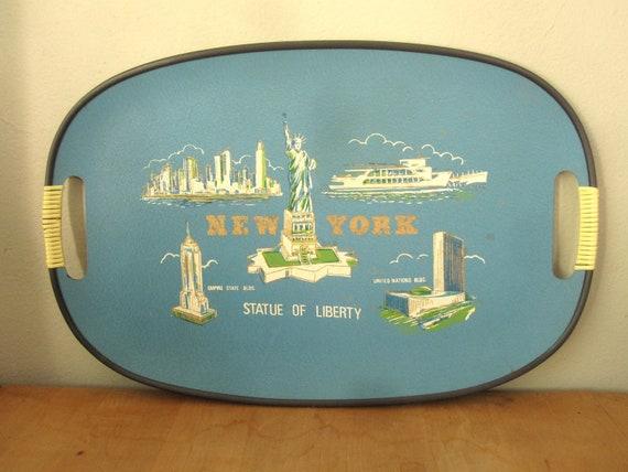 New York City Souvenir Tray