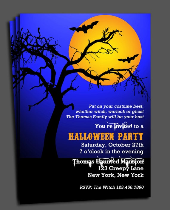 Halloween Invite Sayings was nice invitations example