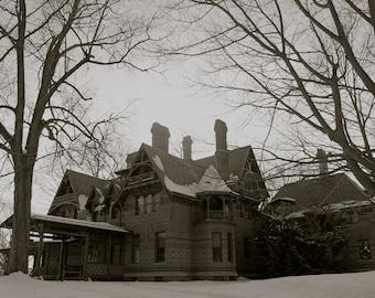 Mark Twain's House (5x7)