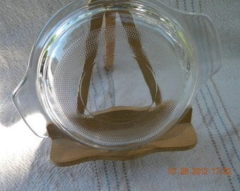 Glass lid clear glass lid, kitchen dishes