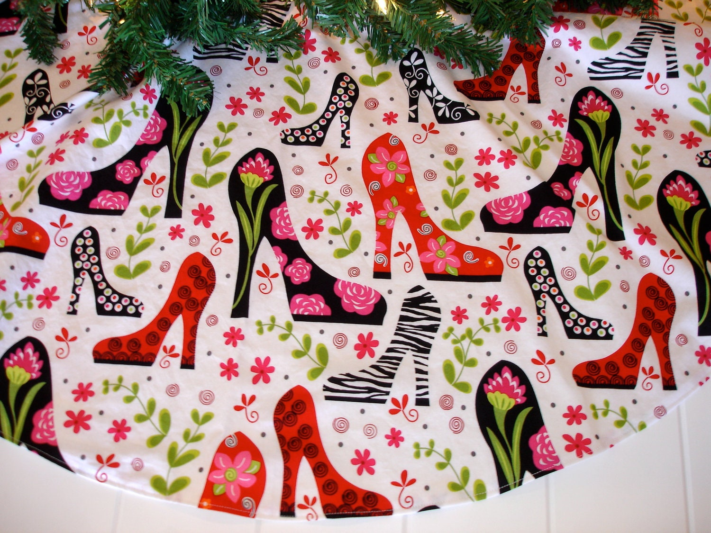 Christmas Tree Skirt Shoes Tree Skirt Shoes Christmas