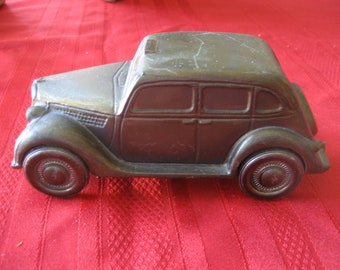 Vintage Banthrico Bank 1935 Ford Taxi