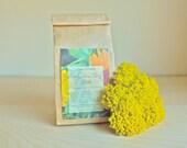 Postpartum Sitz Bath, Organic Herbal Bath, with Yarrow and Comfrey, 5 Baths or 3oz Loose Leaf herbs