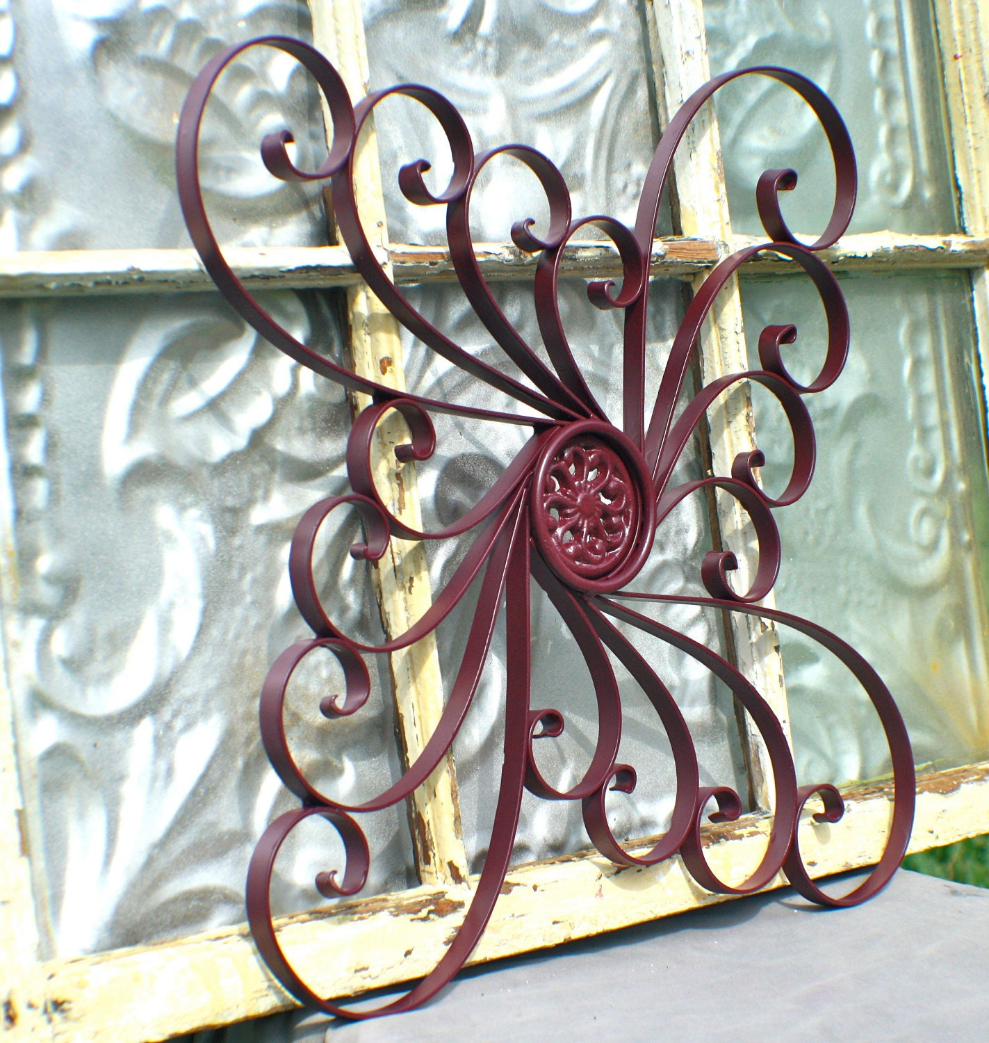 Outdoor decor wall art room ornament -  Popular Items For Outdoor Wall Decor On Etsy
