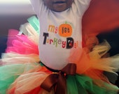 My 1st TURKEY DAY - Thanksgiving Outfit