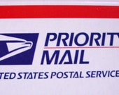 Upgrade your domestic order to USPS PRIORITY MAIL