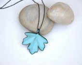 Norway Maple Necklace...