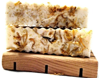 Lemongrass Soap - Shea Butter Soap - Vegan - Handmade Gift Soap