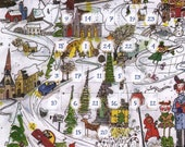 Advent Calendar Gleeful Tidings