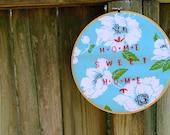Home Sweet Home Hoop