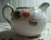 Small ViNtAgE  Pitcher/Hand Painted