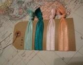 Elastic Hair Ties (4 set)
