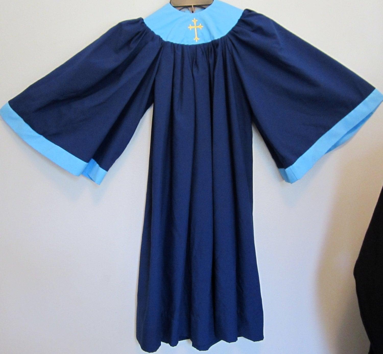 Church Choir Blouses 21th Blouse Wearing