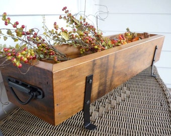Custom order for C.L.- Made to Order- Zoarville Wine Trough