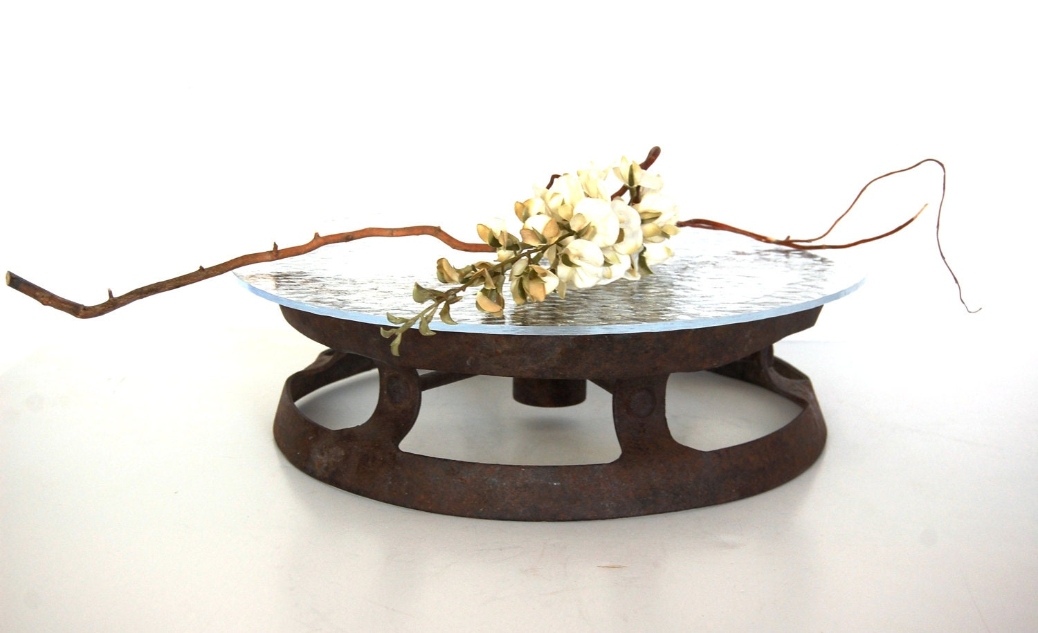 Steampunk Cake Stand