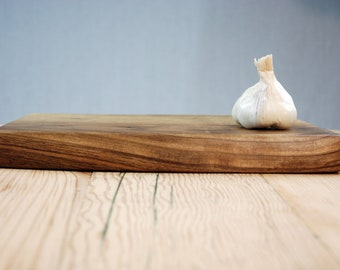 SALE -- Walnut Cutting Board No. 111