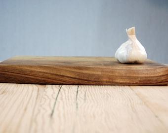 SALE -- Walnut Cutting Board No. 111