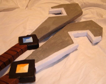 cosplay prop huge fantasy knife monster killer hand painted original design stage theater cosplay halloween