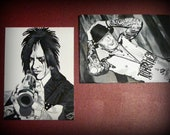 Tommy Lee - Oil Painting - Motley Crue - Dr. Feelgood - Nikki Sixx - Vince Neil - Mick Mars