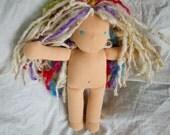 """Custom 12"""" Moosling Doll (July - August 2013)"""
