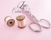 Custom Order for Amanda : Tricolor hair combs and wedding ivory veil