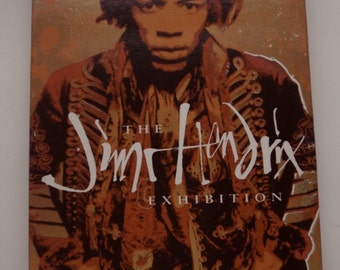 Jimi Hendrix collectible postcards