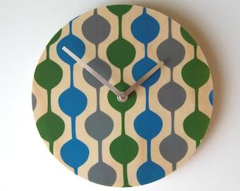 Objectify Pod Wall Clock