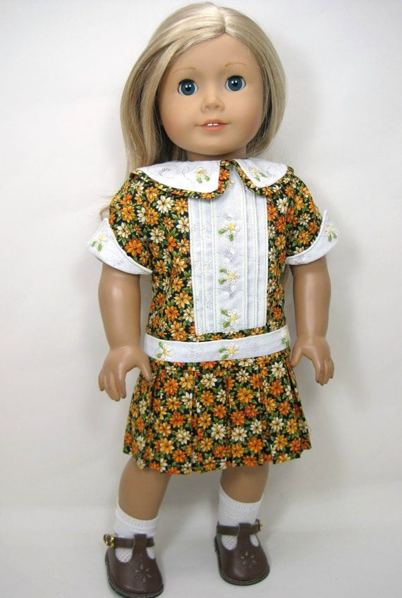 1900 to 1920 style American girl doll clothes for Samantha or Rebecca