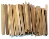 CLEARANCE - 50 popsicle sticks