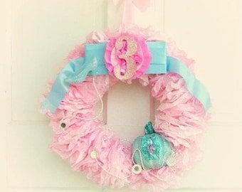Cinderella Party- Wreath