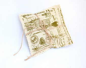 Lavender Sachet  Nature,  Home Decor, Scented Sachets, Aromatherapy, Natural, ohtteam