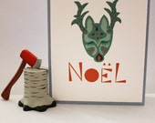 Noel Deer set of 5