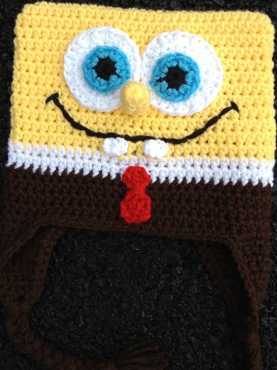 Crochet Spongebob Hat Patterns Patterns Kid