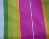 Paula Prass Canopy Stripe Summer Soiree Michael Miller