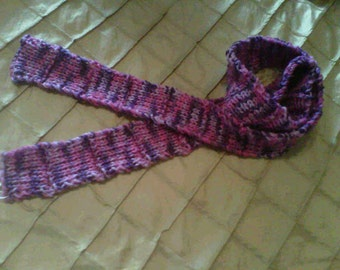 lovely scarf, long enough to wrap around more than once
