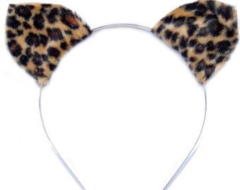 Leopard Animal Ears