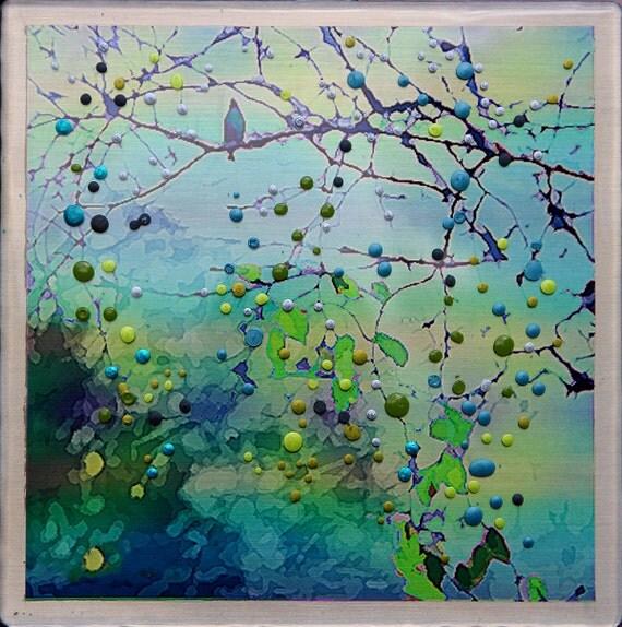 Bluebird - Morning Song - The promise of new beginnings - Original