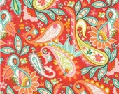 Riley Blake Sweet Nothings Fabric Yardage, Quilting Fabric, Sweet Nothings Paisley - paytonsplay