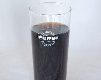 Pepsi Diet Pepsi glass 16 oz glasses