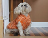 Tennessee Vols Dog Sweater