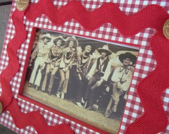 cowgirl upcycled jewelry box - super cute