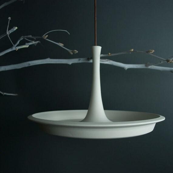 Hanging Bird Bath - Porcelain Bird Feeder