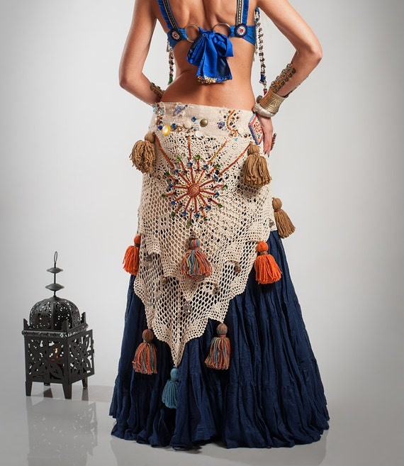 How to Make Belly Dancer Costumes | Our Everyday Life