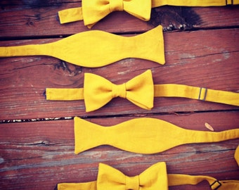 Custom Wedding Bow Ties - Message for Details